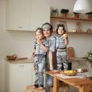 Пижамы для семейной фотосессии