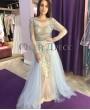 Селина Голубое ❥ OkDress ❥ Прокат платьев в Краснодаре