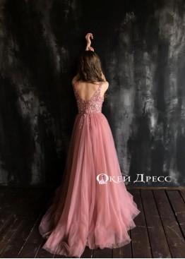 Хлоя Пайетка Розовая