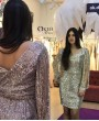 Фиби Серебро❥ OkDress ❥ Прокат платьев в Краснодаре
