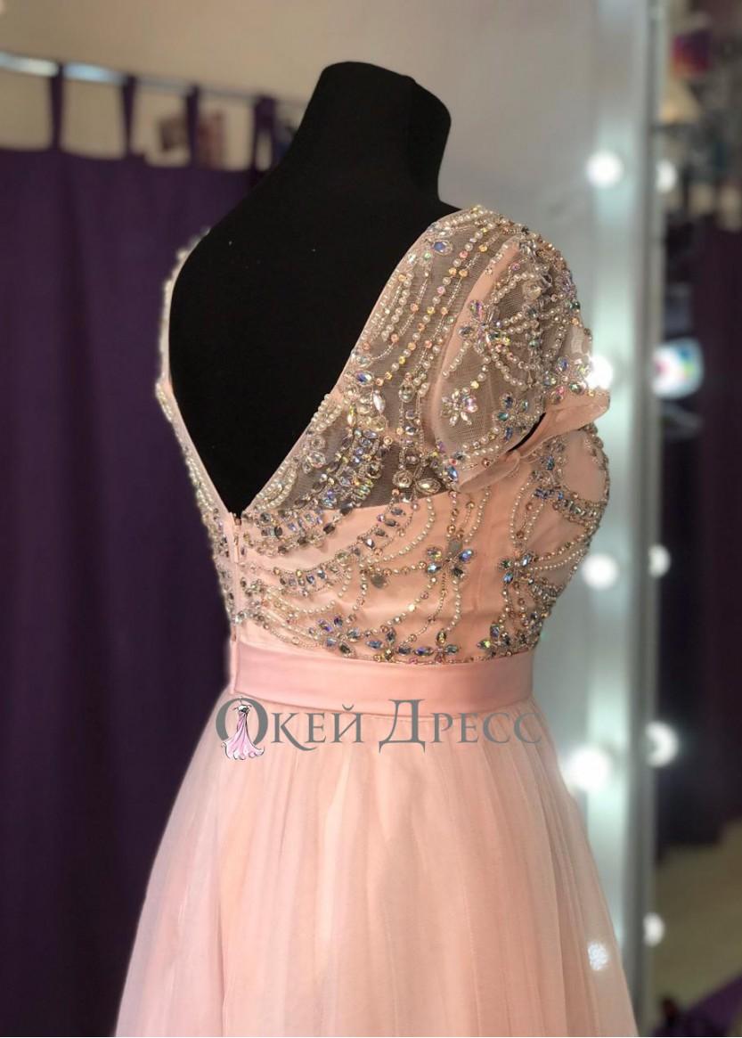 Глэдис Фатин Роз❥ OkDress ❥ Прокат платьев в Краснодаре