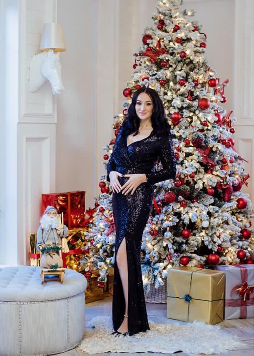 Дженифер Черное| Прокат платьев в Краснодаре | OkDress