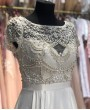 Глэдис Атлас Белое| Прокат платьев в Краснодаре | OkDress