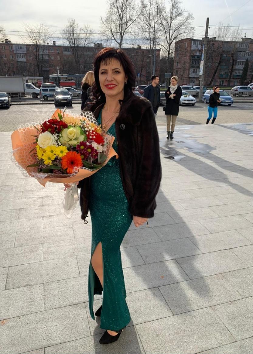 Дженифер Изумруд| Прокат платьев в Краснодаре | OkDress