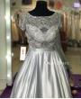 Глэдис  Серебро| Прокат платьев в Краснодаре | OkDress