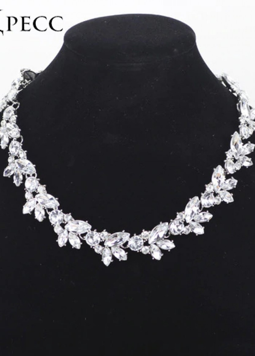 Ожерелье серебро