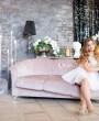 Гвен мини белое| Прокат платьев в Краснодаре | OkDress