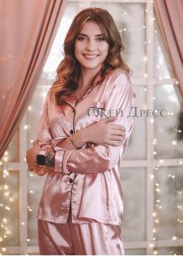 Пижама Розовая Женская