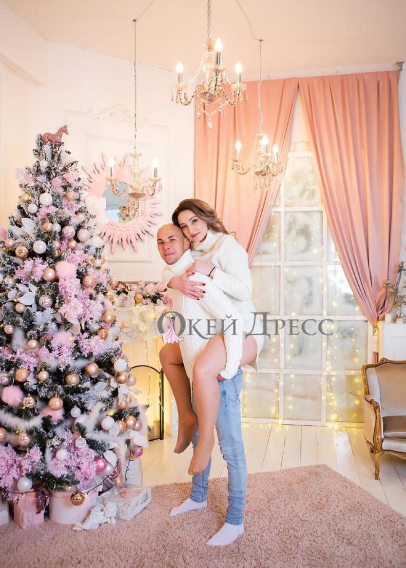 Вязаное платье|Прокат платьев в Краснодаре | OkDress