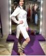 Комплект Свитер+гетры|Прокат платьев в Краснодаре | OkDress